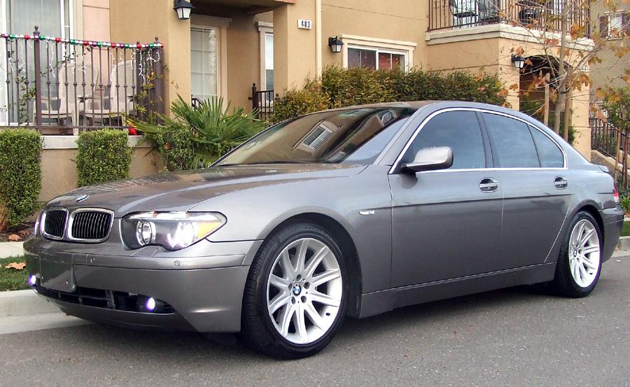FS 2003 BMW 745i